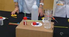 Construímos una veleta, un termómetro y un pluviometro, para medir la cantidad de lluvia que ha caído. - ANTENA 3 TV