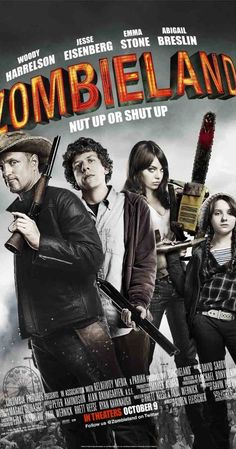 A shy student trying to reach his family in Ohio, and a gun-toting tough guy trying to find the Last Twinkie and a pair of sisters trying to get to an amusement park join forces to travel across a zombie-filled America.
