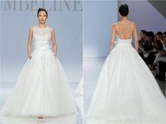 Cymbeline, modèle Bilitis Bridal Style, Wedding Dresses, Wedding Robe, One Shoulder Wedding Dress, Ball Gowns, Couture, Bride, Collection, Inspiration