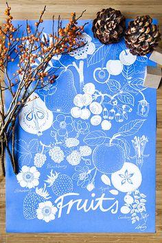 poster by artist Lisa Grue from summerwillbeback.com