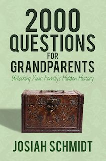 2000 Questions for Grandparents: Unlocking Your Family's Hidden History Genealogy Research, Family Genealogy, Genealogy Forms, Family History Book, History Books, Schmidt, Family Research, Journal Prompts, Life Journal