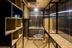 Galería de 'Minima Moralia' permite generar un estudio asequible y adaptable - 9