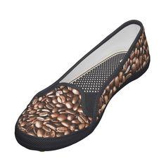 Coffee Bean Shoe