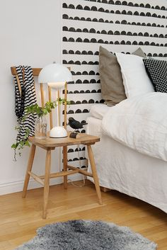 Home tour appartement Suedois.  Décoration scandinave.