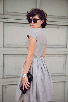Flouncy Dress | Karlas Closet