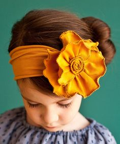 Absolutely Adorable Girls Headband For Fall! #Ad http://rstyle.me/~a3N8r