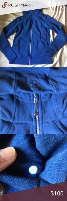 Scuba Hoodie Worn once, no damage lululemon athletica Tops Sweatshirts & Hoodies