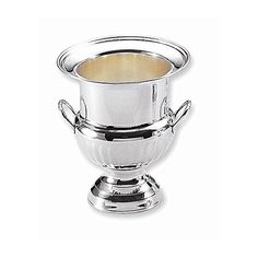 Silverplated Plain Wine Cooler >>> Want additional info? Click on the image.
