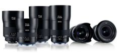THE NEW ZEISS MILVUS LENSES TARGET HIGH-RESOLUTION CANON AND NIKON DSLRS