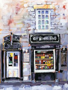 The Sweet Shop Kirkby Lonsdale bt Pat Haskey Knowles