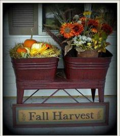 Decorate for the different seasons.