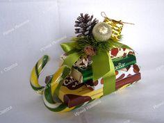 Gallery.ru / Фото #79 - Новогодние букеты из конфет - ari09