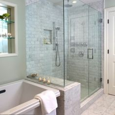 17 Bästa Bilder Om Bathroom På Pinterest Toalettbord Badrum Och. Houzz  Bathroom Showers ...