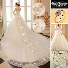 Awesome wedding dresses   Find More----> http://www.imaddictedtoyou.com/