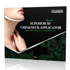 Letigo Best Slimming Products Superior Firming Ultimate 3D ChinNeck Applicator it Works For Face Slimming Vline Mask Ships From US 5 Pcs *** You can find out more details at the link of the image. (Note:Amazon affiliate link)