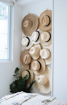 Nice solution if you wear a lot of hats!