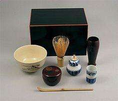 Japanese Nodate Tea ceremony set