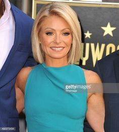 kelly ripa star of fame - Google Search