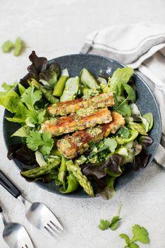 Grönt och gott, med bondbönstempeh! Green Beans, Vegetables, Food, Essen, Vegetable Recipes, Meals, Yemek, Veggies, Eten