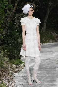Chanel Spring 2013 Couture.