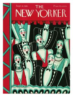 New Yorker Covers, Wall Art and Home Décor at Art.com