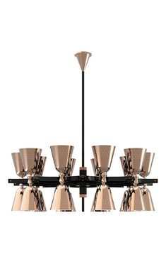 Dazzling Design Projects from Lighting Genius DelightFULL | http://www.delightfull.eu/usa/. Mid-century modern lighting: chandeliers, pendant lights, wall lights, floor lamps, table lamps. Ready-to-ship list- lead time of 1-2 weeks! Modern home lighting, luxury decor, interior design trends.