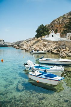 The Londoner » Lindos, Rhodes