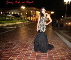 The beautiful Queen Of The Universe 2013, Miss Spain Ivette Saucedo at last night's ALMA Awards. #almaawards #ALMA14 #pasadena #youngboldregal  #ivettesaucedo