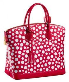 Polka dots bag !