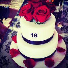 Birthday Cake, Desserts, Tailgate Desserts, Deserts, Birthday Cakes, Postres, Dessert, Cake Birthday, Plated Desserts