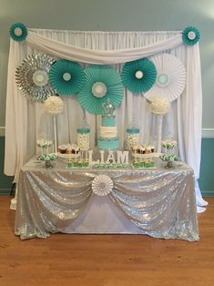 #sweettabledecor #babyshower