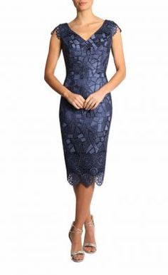 Liberty Guipure Lace Dress