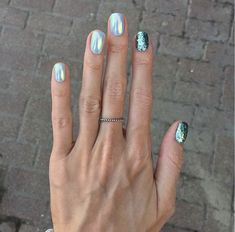 ✔ perfect winter nail designs to make you feel warm 59 Nagellackfarben ✔ perfect winter nail designs to make you feel warm 60 > Fieltro. Love Nails, How To Do Nails, My Nails, Winter Nail Designs, Colorful Nail Designs, Pretty Nail Colors, Pretty Nails, Manicure Natural, Manicure Gel