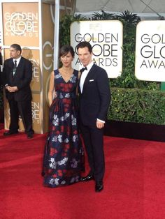 Golden Globes - she kills me with the pockets in the fancy dresses!!  I love her!