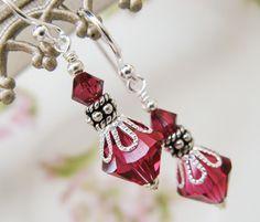 A personal favorite from my Etsy shop https://www.etsy.com/listing/200299669/new-swarovski-ruby-redbicone-bead