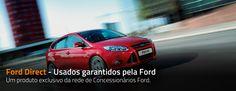 Carros Usados com a Garantia Ford. Conheça todas as condições em www.ford.pt
