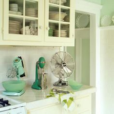 Inspiring Retro Kitchen Ideas Ideas
