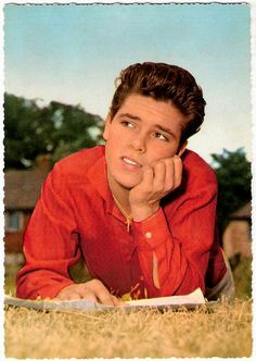 A young Cliff Richard