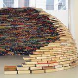 Book Igloo - Modern #Repetition Art via Fubiz