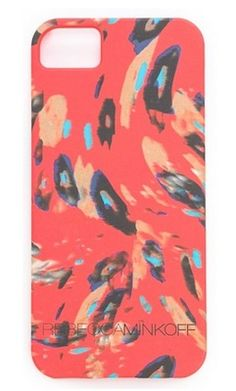 Rebecca Minkoff Runway Print Case for the iPhone 5