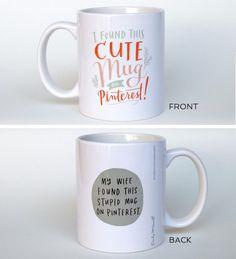 Pinterest Mug