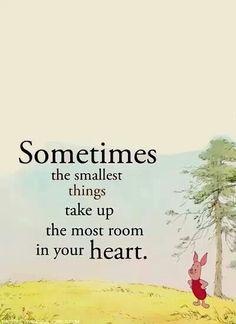 Small things matter. #small#things#matter
