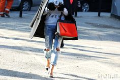 Muna's Coolture: FASHION HIT THE STREETS!