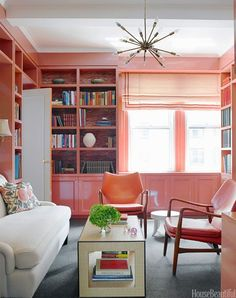 14 Pink Rooms for Valentine's Day- The Glam Pad