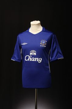 Everton Football Shirt (Home)