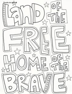 Free Printable Adult Coloring Page. Memorial Day Is Celebrated Every Year  On The Last Monday Of May. It Is A Federal Holiday In The United States  Where We ...