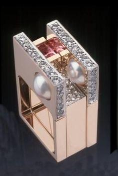 trisko jewelry | Modular Approach to Design