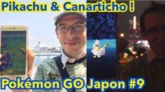 [Pokémon GO Japon #9] Yokohama : recherche de Pikachu & Canarticho ! - from #rosalys at www.rosalys.net - work licensed under Creative Commons Attribution-Noncommercial