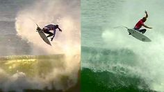 KS10 vs KS10 by Surfing Life. Kelly Slater has dropped two perfect tens for single move air-reverses in the last six months, first at the Quiksilver Pro last year, and more recently at the Rip Curl Pro on the weekend.