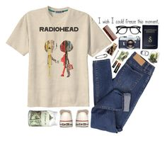 """""""-Hello-"""" by soulflare13 ❤ liked on Polyvore featuring Retrò, Cheap Monday, Julien David, Converse, (MALIN+GOETZ), Threshold and Duracell"""
